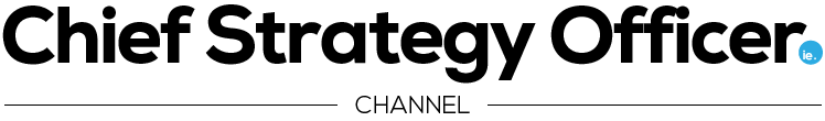 Chief Strategy Officer channel