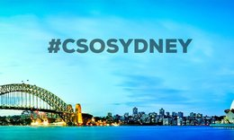 Live Blog From Chief Strategy Officer Summit, Sydney