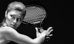 The Racket That Lets You Coach Yourself