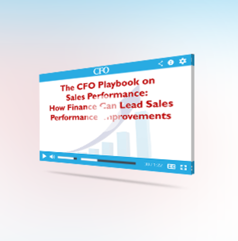 Host analytics sponsored cfo playbook webcast on sales performance 03 16 15