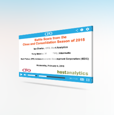 Host analytics sponsored webcast with cfo publishing 02 04 15