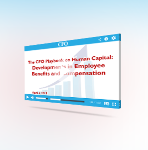 Workday sponsored cfo playbook webcast on human capital  benefits and compensation 04 06 15