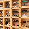 Wall of trainers small