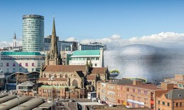 Is Birmingham The New London In The UK?