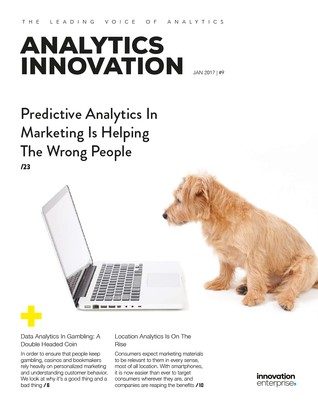 Analytics 9 cover
