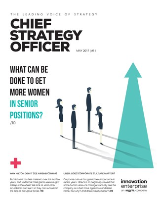 chief strategy officer issue 24 - Chief Strategy Officer Job Description