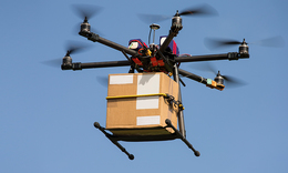 Will Drones Really Work in the Supply Chain?