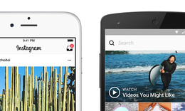 Instagram to challenge YouTube with video app launch