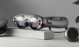 Delayed AR headset launched by Magic Leap