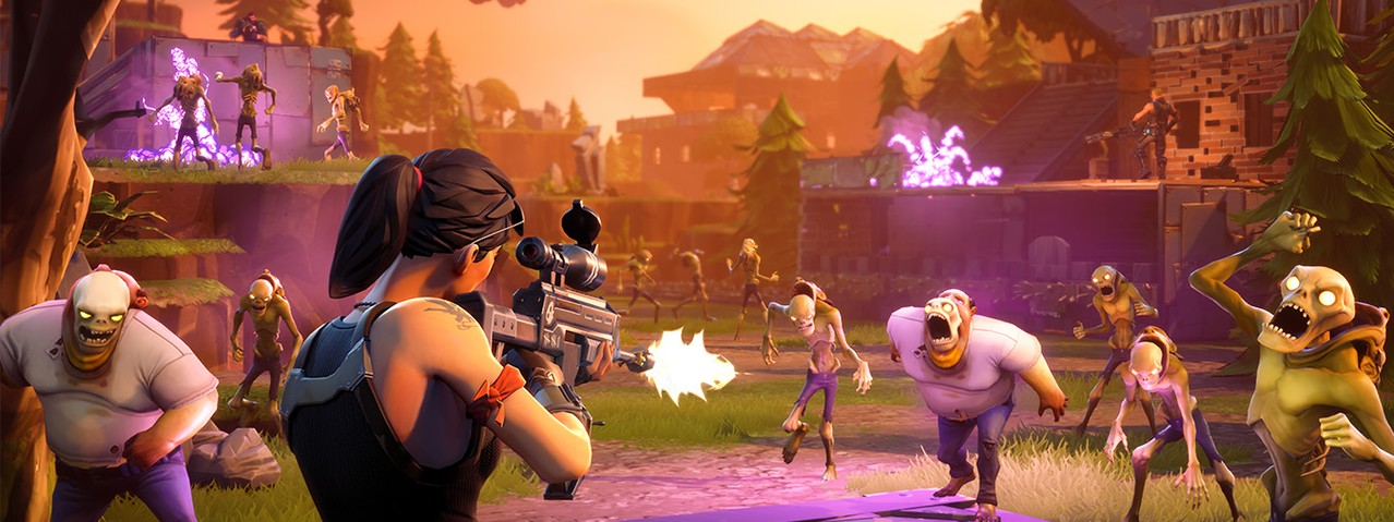 How Being Free Made Fortnite Billions Articles Chief Technology