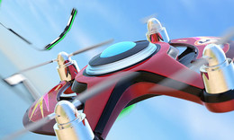 University graduates to take part in AI drone racing challenge