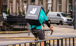 Amazon and Uber compete to buy Deliveroo