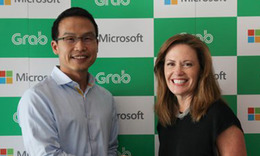 Grab to adopt Microsoft Azure as preferred cloud platform