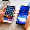 Apple and samsung for slowing down their smartphones small
