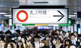 AI-powered robot to be trialed in Japanese train station