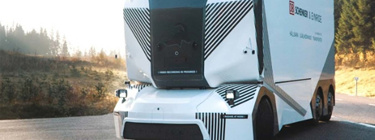 Ericsson in partnership to develop 5G-powered self-driving trucks