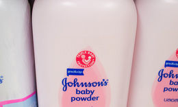 Johnson & Johnson lose $40bn in one day