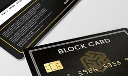US blockchain firm announces crypto debit card