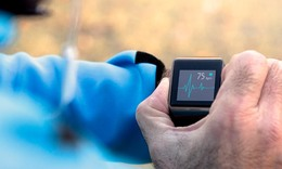 Omron launches smartwatch to monitor blood pressure