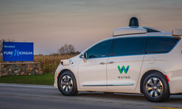 Waymo to set up first dedicated self-driving vehicle factory