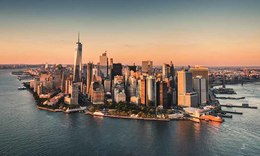 New York edges San Francisco to top tech cities index