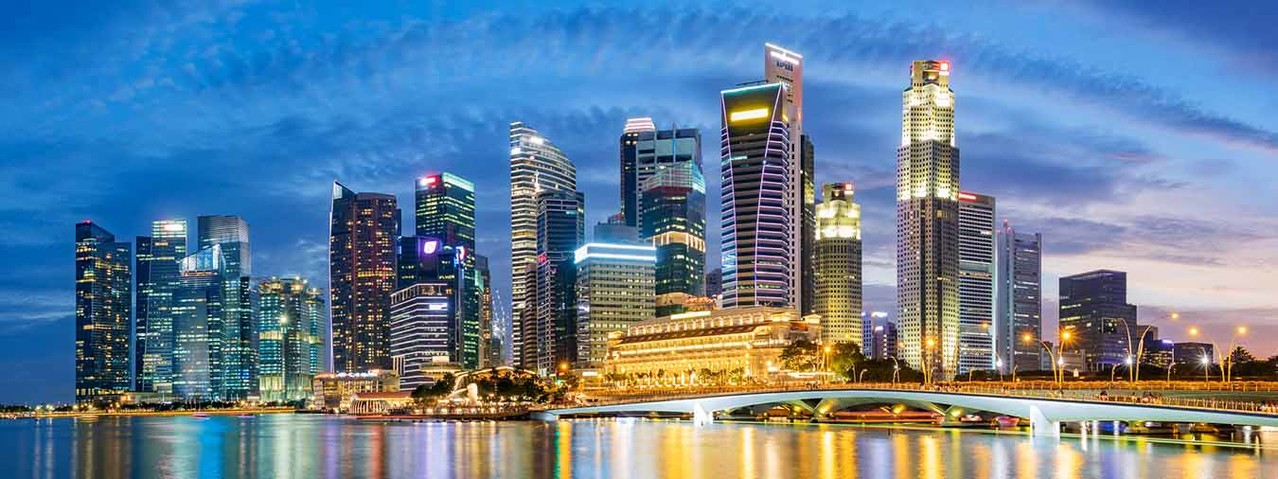 Speedier, smoother, safer: Singapore's adoption of smart city solutions | Articles | Big Data