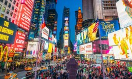 A marketer's guide to visiting New York