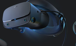 Facebook unveils the Oculus Rift S