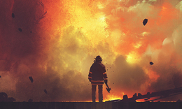 How big data is changing the ways we fight fires