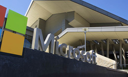 Microsoft enjoys a brief moment in the trillion-dollar club