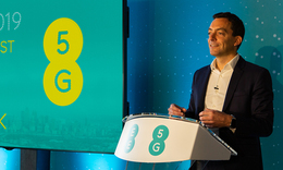 EE beats Vodafone to become UK's first 5G provider