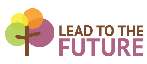 Lead to the Future logo