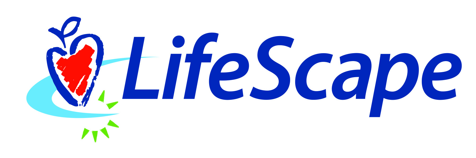 Lifescape logo only